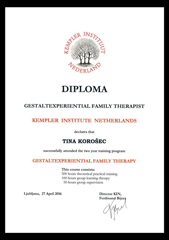 PsiHara diploma
